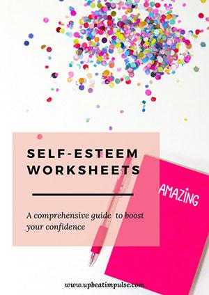 Self-Esteem Worksheets PDF