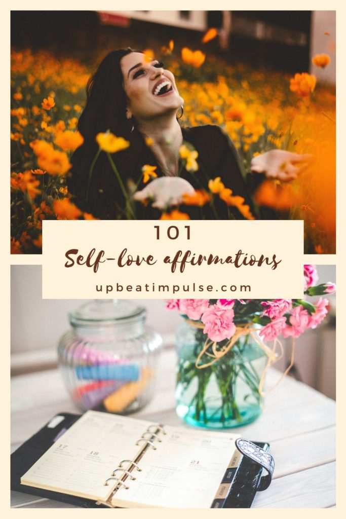 affirmations for loving yourself